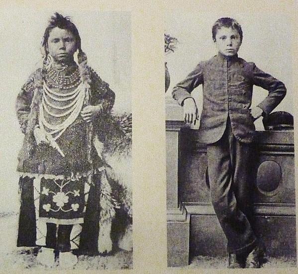 Ottawa Musée Civilisations jeune indien