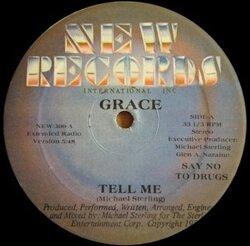 Grace Rico - Tell Me