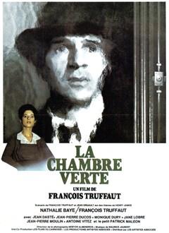 LA CHAMBRE VERTE - AFFICHE FRANCAISE