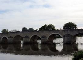 Sur le chemin de la Bretagne (1) : de Lyon à Montrichard