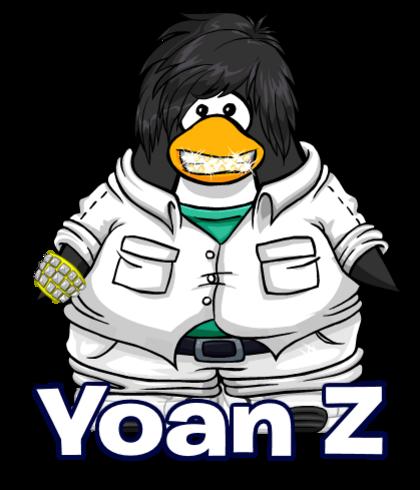 Nouvel auteur : Yoan Z
