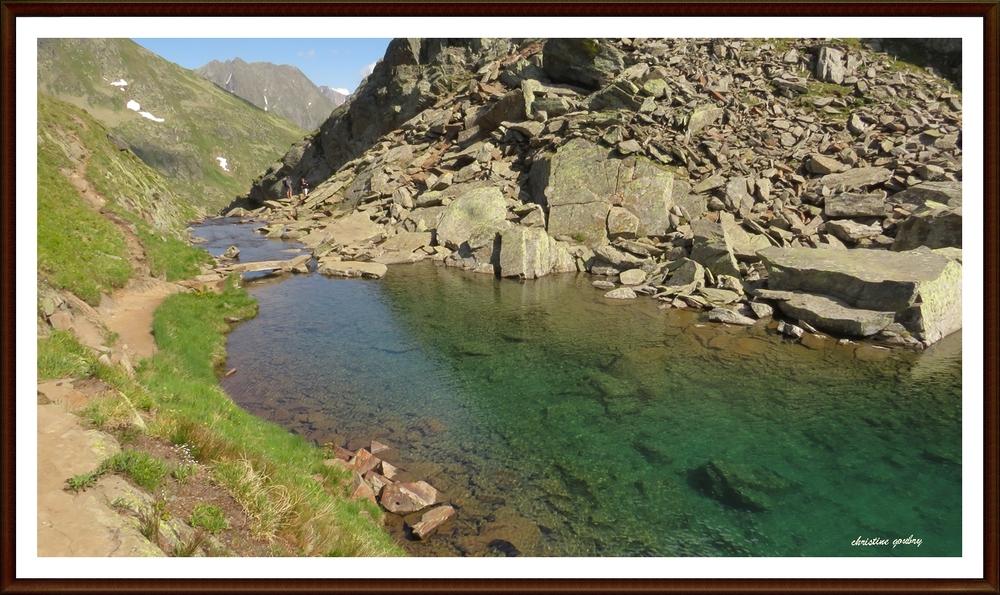 source du Rhin (lac de Toma)