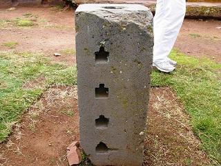 Les pierres ajustées de Puma Punku ...