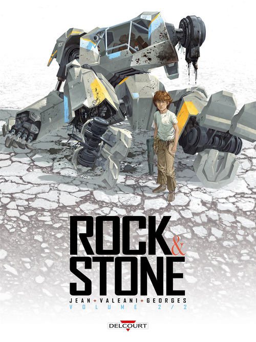Rock & stone - Tome 02 - Jean & Valeani & Georges