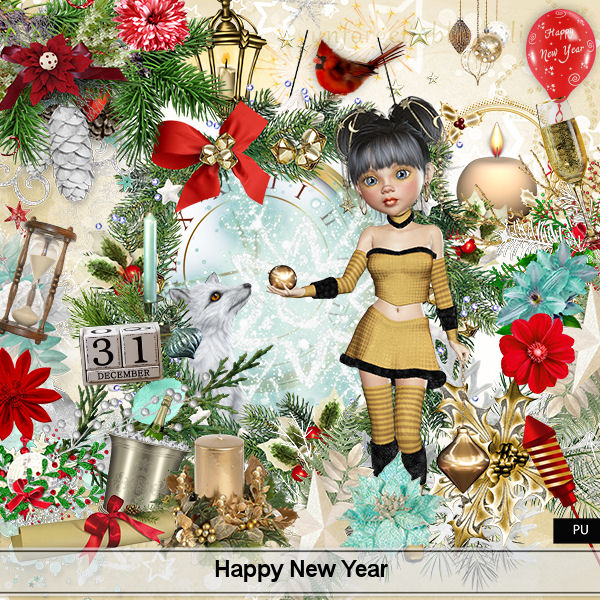 Happy New Year Louis628