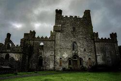 Château de Leap en Irlande
