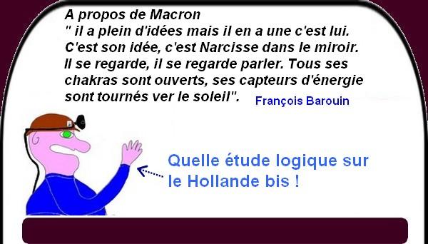 Blocage en Guyane, Macron et Valls , etc.. ce sont les infos méchantes