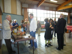Quand les UP  de Drôme /Ardèche se retrouvent à St Paul
