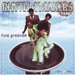 The Rhythm Makers - Funk Groove - Complete CD