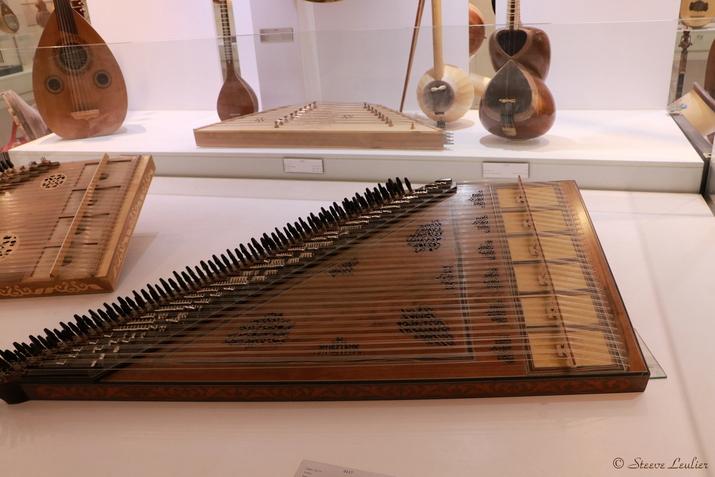 Musée de la musique, Ispahan, Qânur