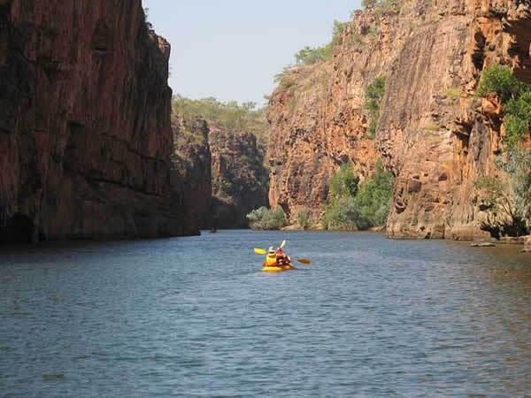 Katherine Gorge en Australie