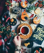 HALLOWEEN : Halloween décoration by @giovanatome - WeHeartIt