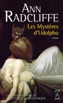 Les Mystères d'Udolpho ; Ann Radcliffe