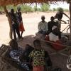 Burkina Bomborokuy Vieux du quartier