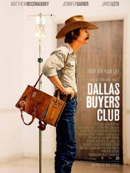 Affiche Dallas Buyers Club