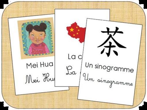 * Lecture: Mei Hua la petite chinoise