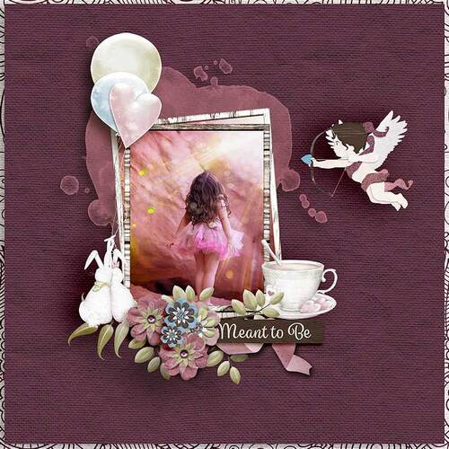 Meant To Be by dentelle scrap