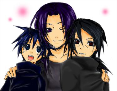 famille uchiha