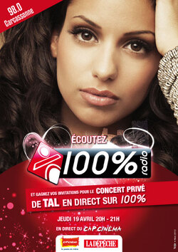 100% Showcase TAL à Carcassonne