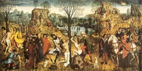 martyr de Saint Crépin