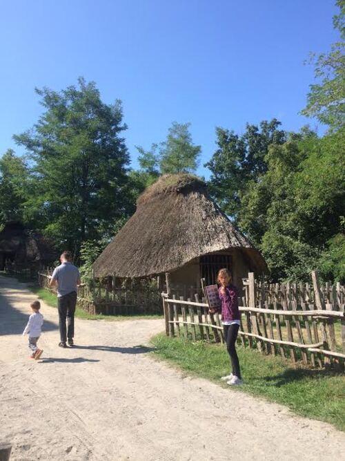 Une journée en famille au village gaulois