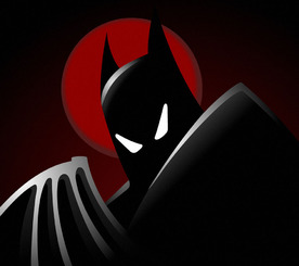 """Going Batty With """"Batman: The Animated Series"""" Storyboards ..."""