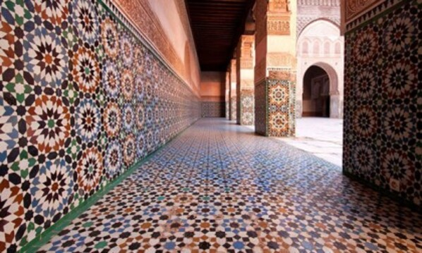 Visite de la Médina de Marrakech en ½ journée