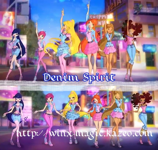 Winx Denim Spirit