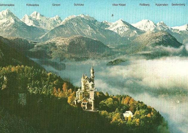 Petit tour en Bavière?