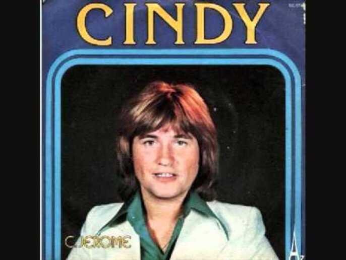 CINDY  (  SLOW-ROCK  )