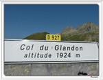 Col du glandon  : Tour de France 2015