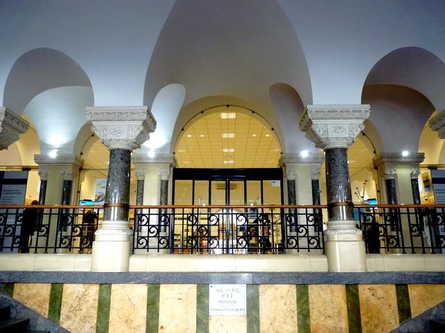 Le hall de la Grande Poste de Metz 6 Marc de Metz 30 09 201