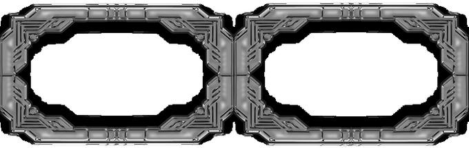 Cadres métaliques
