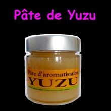 pâte de yuzu - bien etre & gourmandises - Copie