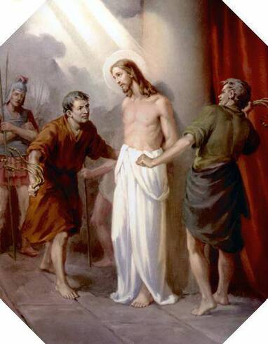 Flagellation de Jesus