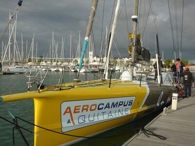 La 8ème édition du Vendée Globe : Allez les skippers !