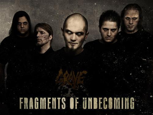FRAGMENTS OF UNBECOMING - Tous les détails du nouvel album Perdition Portal