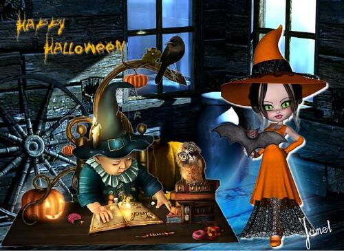halloween (suite)
