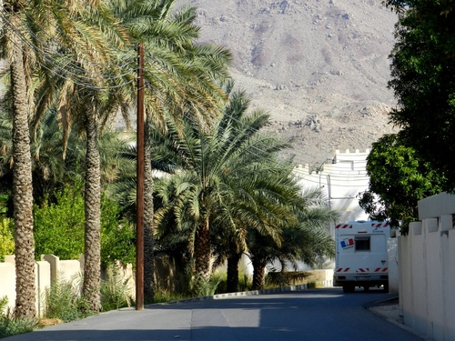 Oman Routes du Nord