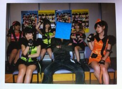 Morning Musume Wakuteka Take a Chance Event