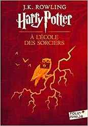 image couverture Harry Potter