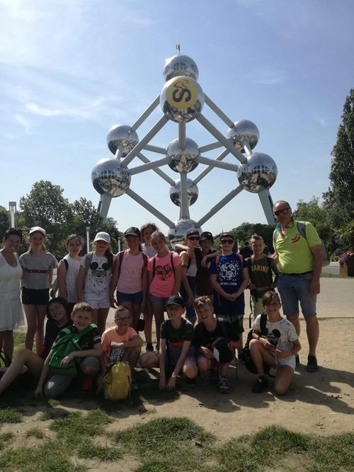 Visite de Bruxelles
