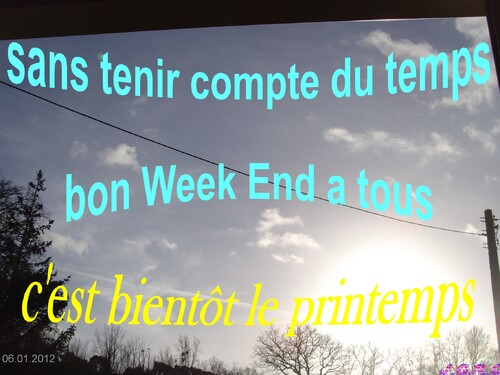 DEVINETTE LE COMBLE    15/02/2014