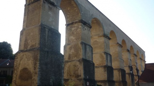 Aqueduc romain (25 septembre 2011)