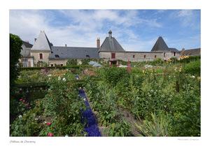 Château de Cherverny (jardin)