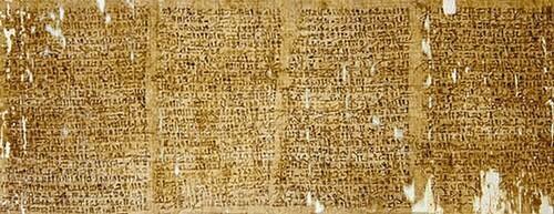 Le Moyen-Empire de l'Egypte antique - la XIIème dynastie