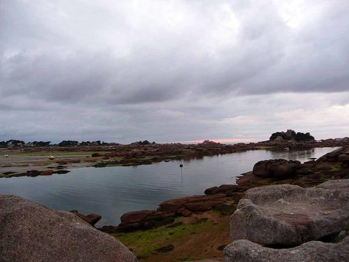 Ploumana'ch (côte de granit rose)