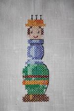 T comme Thérèse tricote,