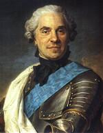 Maréchal de Saxe - Portrait