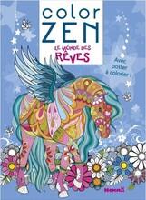 Color Zen- Le monde des rêves
